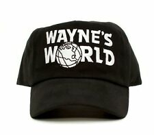 Embroidered Wayne's World Unisex Adult Truckers Hat Cap Costume Garth