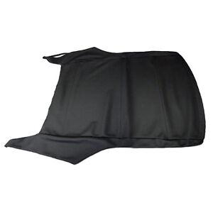 SAAB 900 1986-1994 Convertible Top Headliner Replacement in Black Brocade Cloth