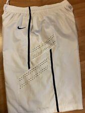 Pittsburgh Panthers Xl White Nike Replica Basketball Shorts