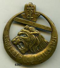 Insigne tirailleurs algériens , 2  RTA.  ( tout métal )