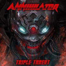 Annihilator - Triple Threat [CD]