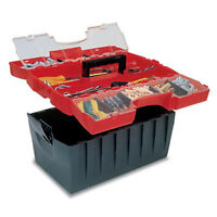 Plano Profi Werkzeugkoffer Porsche Design Box Werkzeug Kiste Werkzeugkasten leer