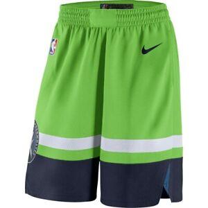 New Nike 2020/2021 Minnesota Timberwolves Statement Swingman Performance Shorts