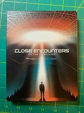 New listing Close Encounters of the Third Kind (2017, SteelBook 4K Ultra Hd Blu-ray/Blu Ray)