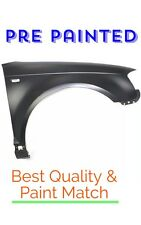 New PRE PAINTED Passenger RH Fender for 2006-2008 Audi A3 w FREE Touchup