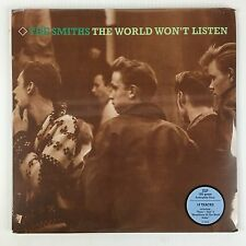 The Smiths - The World Won't Listen 2LP Record Vinyl - BRAND NEW 180 Gram