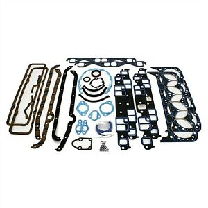 Small Block Chevy 350 Fel Pro Competition Race Series Gasket Kit SBC 260-3013