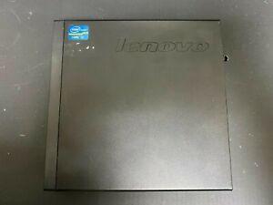 Lenovo Thinkcentre M72e i3-2120T 4GB RAM, No HDD, No PSU (B0275)