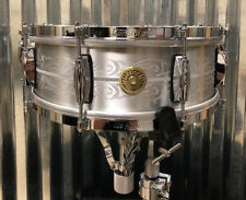 Gretsch 135th Anniversary Commemorative Snare Drum w/ Deluxe Carry Bag