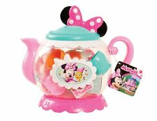Disney Store Minnie Mouse Minnie's Happy Helpers Tea Pot Container Toy Playset
