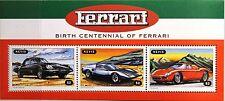 NEVIS 1998 Klb 1273-75 Enzo Ferrari Automobile Sports Cars Sportwagen Autos MNH