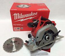 Milwaukee 2630-20 New M18 18V 18-Volt  Cordless 6-1/2-Inch Circular Saw NIB