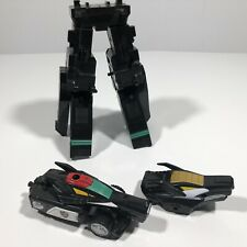 Power Rangers Rpm Black Ranger Zord Parts Bandai Incomplete