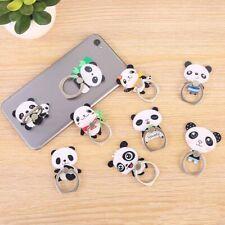 Rabbit & Panda Finger Ring Stand Mobile Phone 360° Grip Holder Plsei yuj