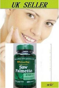 Saw Palmetto Prostate&Urinary Health 450mgX100 for men