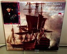 HMS Victory Lord Horatio Nelson Flagship~Royal Navy at Trafalgar~ CERAMIC TILE