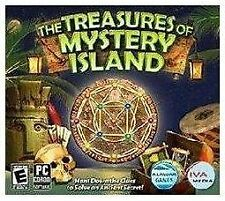 Treasures of Mystery Island (PC, 2010) - BRAND NEW