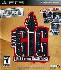 Power Gig: Rise of the SixString (Sony PlayStation 3, 2010)