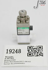 19248 CKD PNEUMATIC VALVE AMDZ1-X61