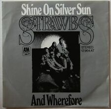 Strawbs shine on silver sun GER 1973 7in ps prog folk