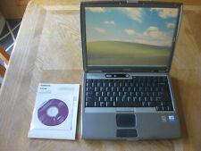 Dell Latitude D600 Intel Pentium M 1.7 GHz 512 MB RAM 40 GB hard drive XP Pro