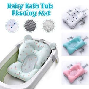 Safety Lounger Support Mat Baby Shower Bath Tub Pad Anti-Slip Bathtub Pillow AU