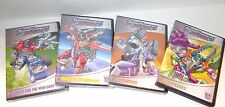 Transformers Armada 4 DVD SET Battle for the Mini-Cons Power Best  NEW SEALED