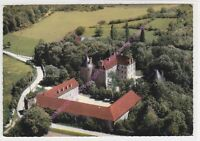 CPSM 71240 SENNECEY le GRAND Château de Ruffey vue aérienne Edt COMBIER