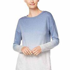 5e48f5455268 Alfani Intimates XXXL 3X Long Sleeve Sleepshirt Nautical Star $46.00 Blue  Gray