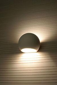 Light Modern LAMP LED readyE-27 Ceramic Sconce Made In Eu HOME NL.0032- MERCURY