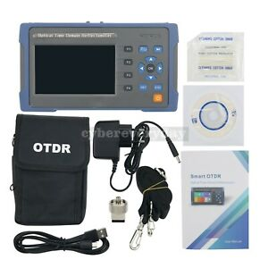 Optical Time Domain Reflectometer OTDR Dual Wavelength 1310/1550NM Touch Screen