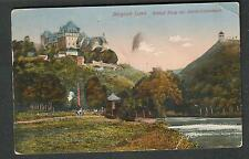 Germany Bergisch Land post card Coln to Moravia NY