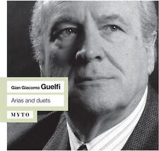 Giangiacomo Guelfi, Gian Giacomo Guelfi - Aria & Duets [New CD]
