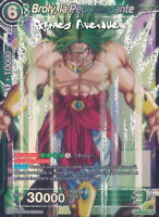 Dragon Ball Super Card Game ! Broly, la Peur rampante BT1-073 SR - VF/SUPER