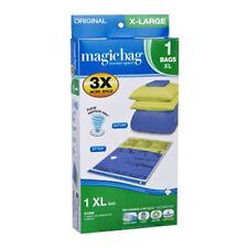 MagicBag Original Instant Space XL FLAT VACUUM COMPRESSION SEAL STORAGE BAG HQ
