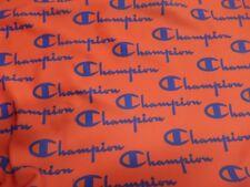 1 yd prints   fabric good weight 4 way stretch  spandex lycra J4969