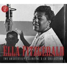 CD de musique vocal pour Jazz Ella Fitzgerald