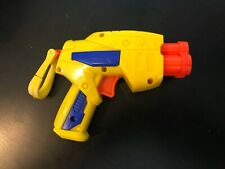 NERF Gun, Yellow/Blue, 3 Shot