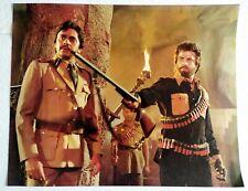 Rare Vintage Bollywood Poster - Jeetendra - Vinod Mehra - 20 inch X 16 inch
