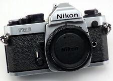 Nikon FM2n 35mm SLR Film Camera ***** MINT ***** FM FM2 FE FM3a