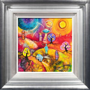 KERRY DARLINGTON - SPACE TRAVEL - IN STOCK FOR IMMEDIATE DISPATCH