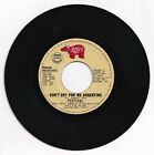 Philippines FESTIVAL Don't Cry For Me Argentina 45 rpm Record