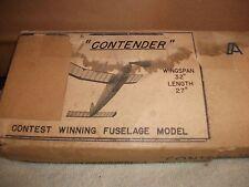 """Contender"" Model Kit by Del Aero"