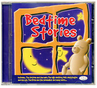 Bedtime Stories CD for kids Children's Favourite Fairy Tales *NEW & WRAPPED*
