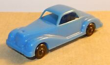 HAMMER MADE IN GERMANY MERCEDES-BENZ 300 S COUPE W188 BLEU CLAIR SCALE HO 1/87