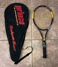 Prince Longbody Thunderbolt Triple Threat Tennis Racquet Grip Size 4
