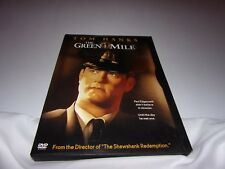 The Green Mile (DVD,1999) Widescreen Tom Hanks , Michael Clarke Duncan ,