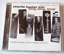 CHARLIE HUNTER TRIO ...... BING, BING, BING ! ..... CD