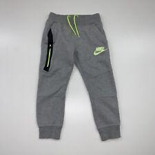 Boys Nike Tech Sweatpants Size Small Gray