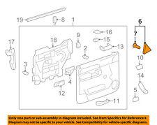 GM OEM-Door Interior Trim Panel-Upper Left 25838246